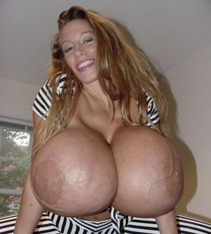 Weirdest Tits 88