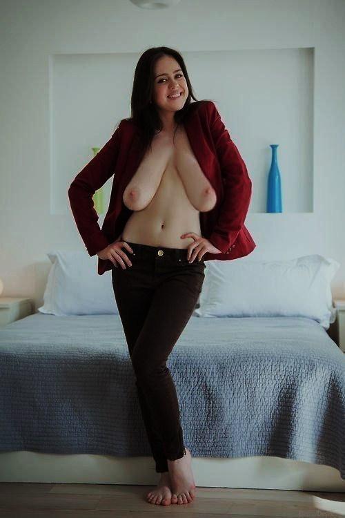Weirdest Tits 34